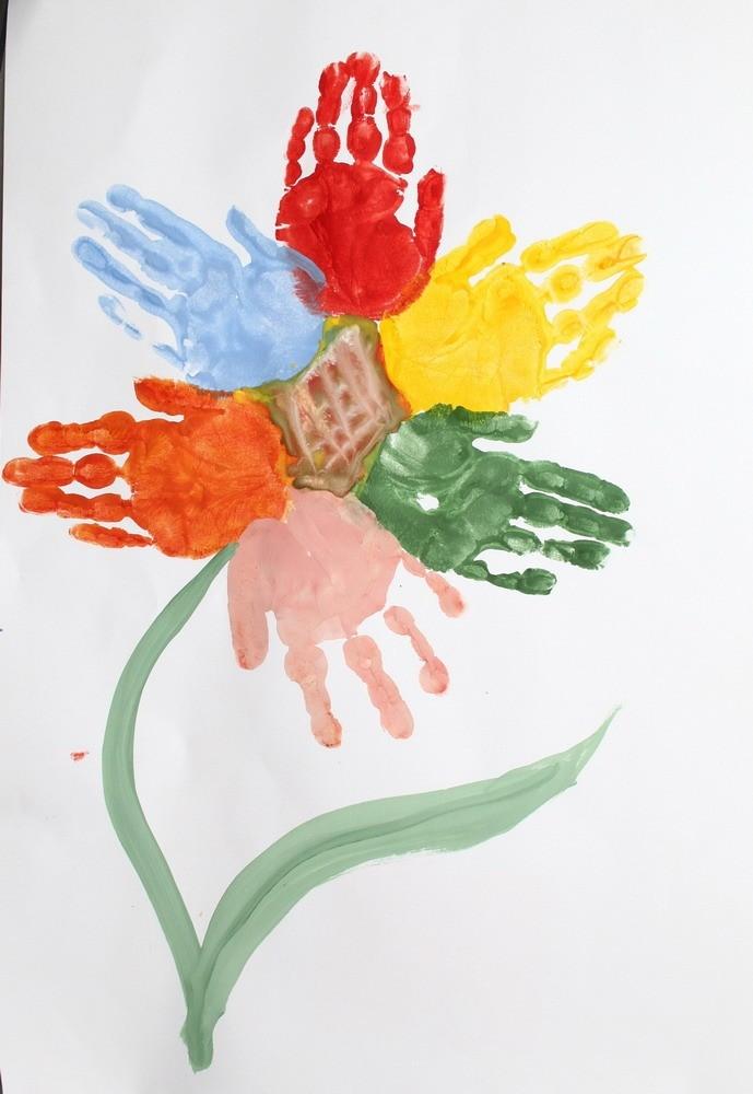 Как нарисовать подарок своими руками для мамы